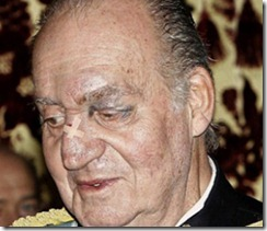 rey Juan Carlos de España