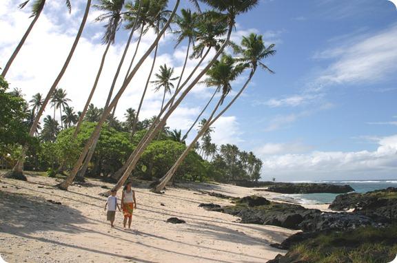 Beach Samoa