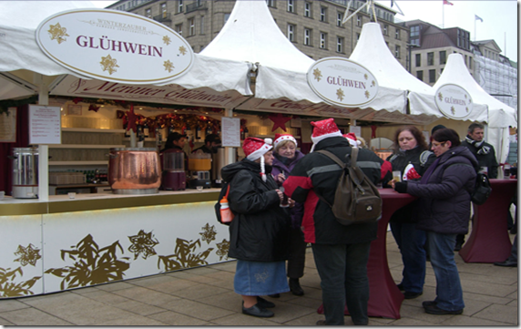 Germany-Gluhwein