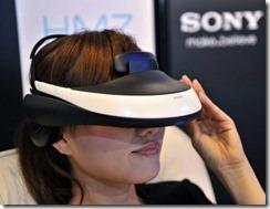 Sony-HMZ