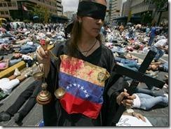 asesinatos venezuela