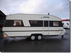 Fjällvagnen 600 GT - 1989