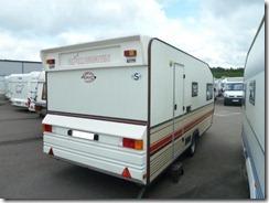 Fjällvagnen Ideal TDV -96 89000 kr