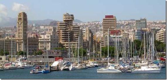 Santa Cruz de Tenerife, uno de los 5 mejores sitios del mundo para vivir