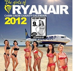 Red hot fares & crew RYANAIR