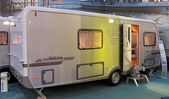 HYMER Nova 580 – El Rastreador de Noticias