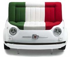 Fiat 500 Design Collection Fuorisalone 20111