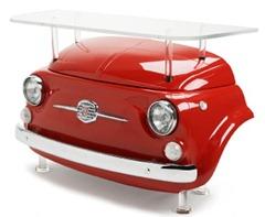Fiat 500 Design Collection Fuorisalone 2011