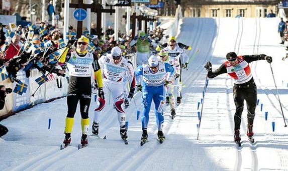 Jörgen Brink gana por delante de Daniel Tynell, Daniel Rickardsson y Stanislav Rezac