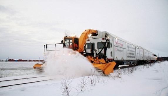 Snow Removal 700 --