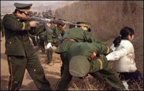 china - ejecución