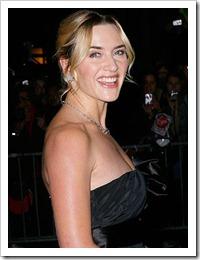 Kate Winslet cansada de la canción de Titanic