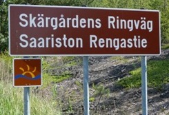 Skärgårdens Ringväg Saariston Rengastie