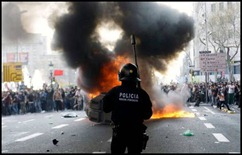 Reformas esclavizarán a los trabajadores en España