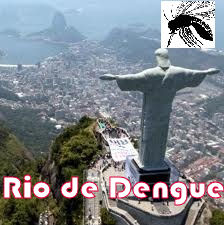 Rio de Janeiro pode ter pior epidemia de dengue da história