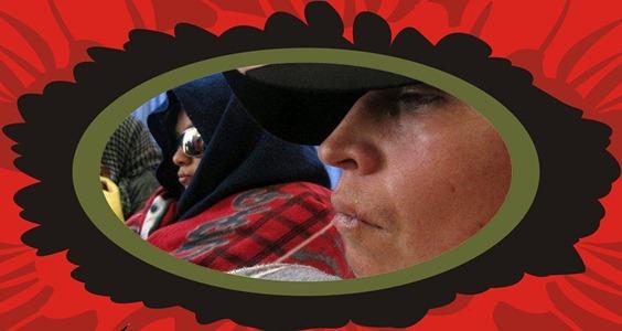 Prostitutas y prostituto se cosen los labios por huelga de médicos en Bolivia
