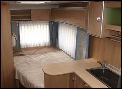 BÜRSTNER Avero 465 TS((((