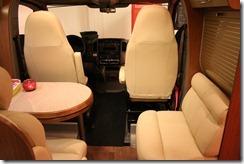Bürstner Aero Van T700((
