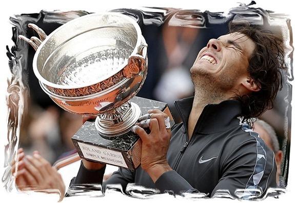 Rafael Nadal: El mayor rey de la arcilla