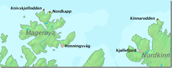 Nordkapp_map