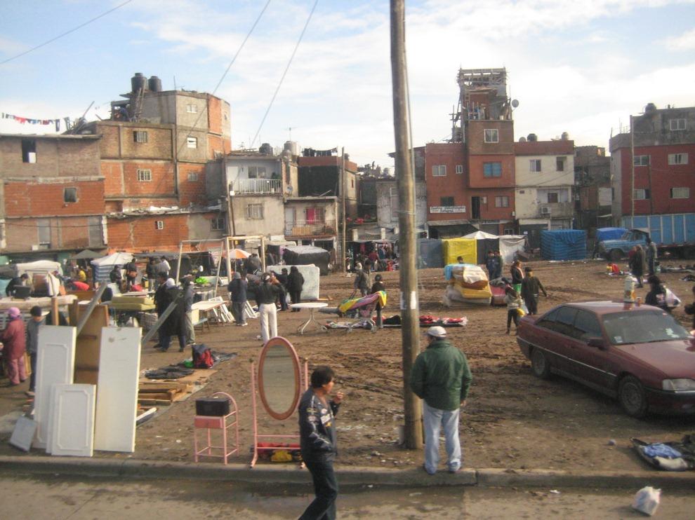 Villa 31 buenos aires el rastreador de noticias for Villas miserias en argentina