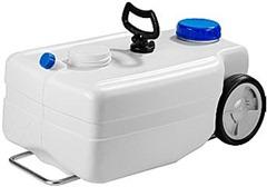 vattentank med hjul depósito de agua con ruedas