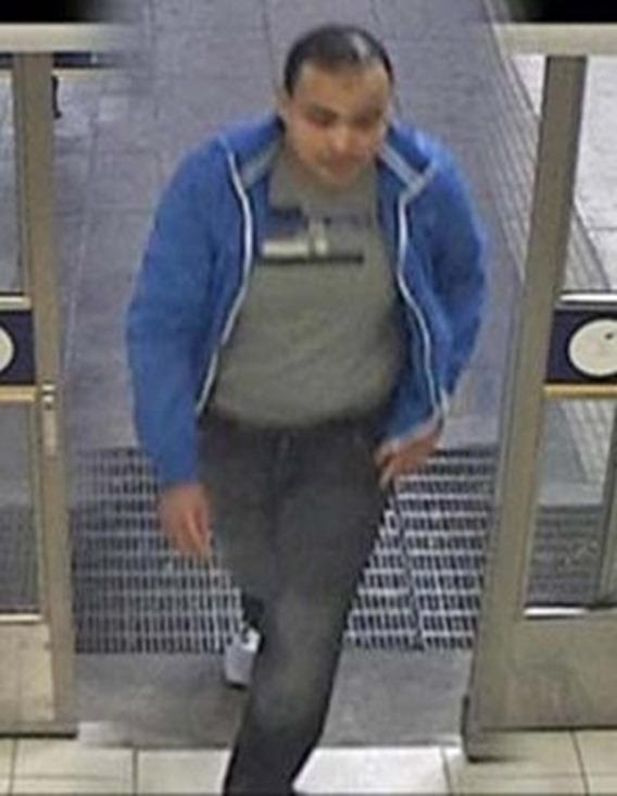 inmigrante de Túnez que robó al sueco johnny en el Metro