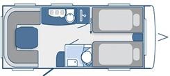 W SENTO 530 UE layout