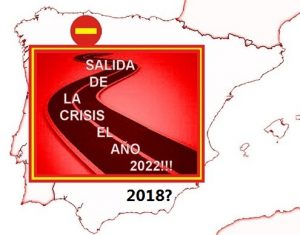 La crisis durará 10 años