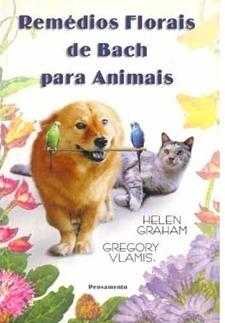 remédios florais de bach para animais