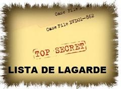 """La """"Lista de Lagarde"""" sacude a Grecia"""