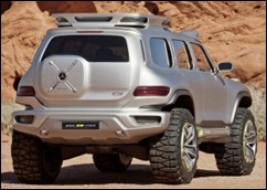 Mercedes-Benz Ener-G-Force-Concept