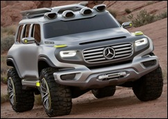 Mercedes-Benz Ener-G-Force-
