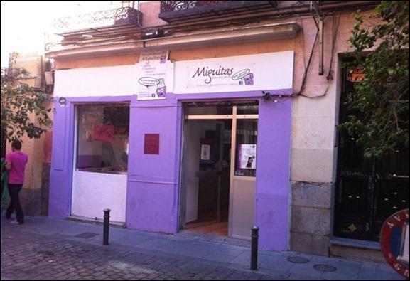 Pastelería perruna Miguitas - Madrid