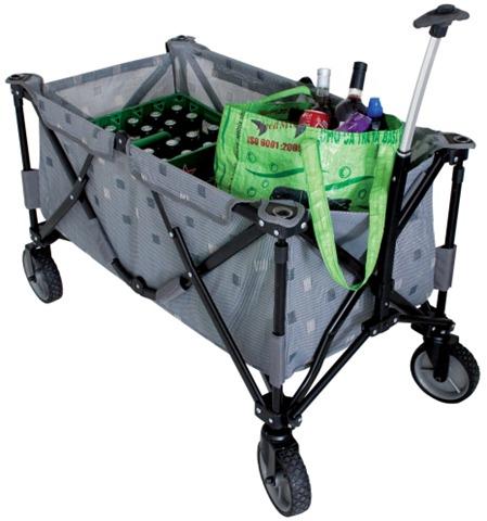 Ayuda para transportar carga con carro plegable el for Carros para transportar