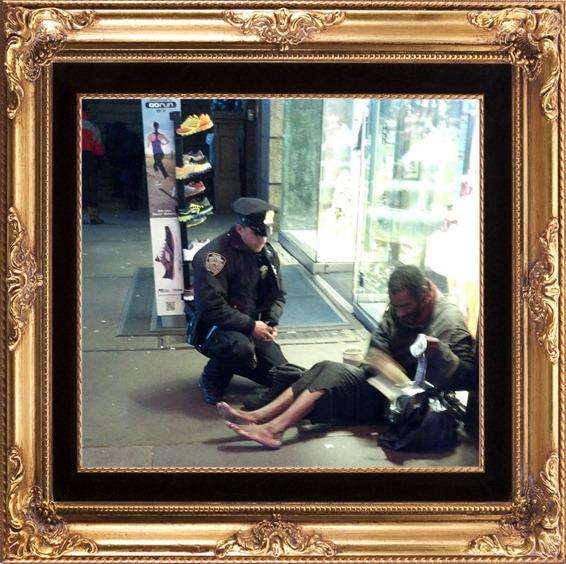 photo-Jennifer-Foster--New-York-City-Police-Officer-Larry-DePrimo