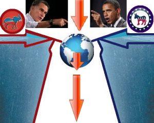 Estados Unidos se dirige hacia el abismo