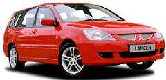 Mitsubishi Lancer mellan 2005-2008