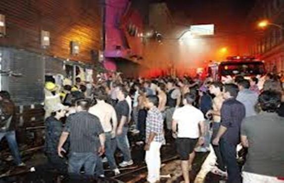 incêndio da boate Kiss de Santa Maria -