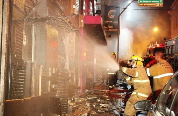 incêndio da boate Kiss de Santa Maria --