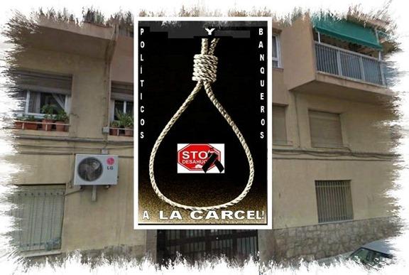 Un hombre se suicida en Alicante antes de ser desahuciado