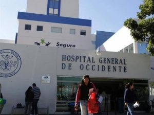 hospital general de occidente