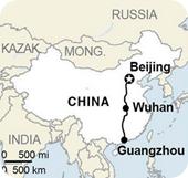 La línea de ferrocarril de alta velocidad más larga del mundo inaugurada