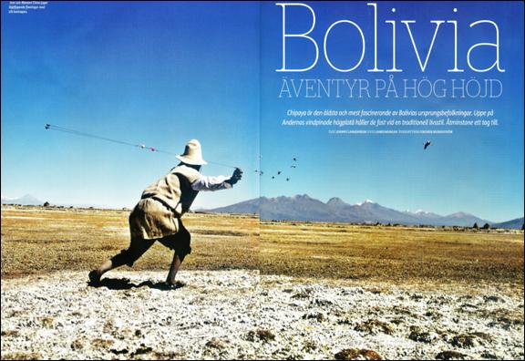 BOLIVIA – Aventura en alta altura