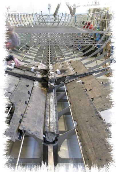 världens längsta vikingaskeppsvrak