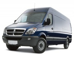 Mercedes, Dodge, or Freightliner Sprinter Van