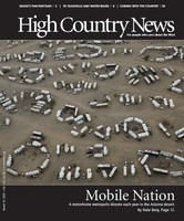 Quartzsite -High Country News