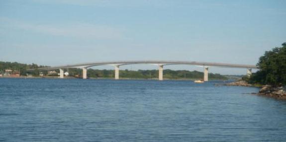 La mejor área de descanso 2013 de Suecia en Blekinge