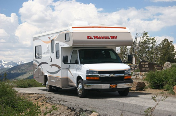 This photo is used with the permission of El Monte RV Rentals.