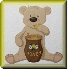 bjorn äter honung1